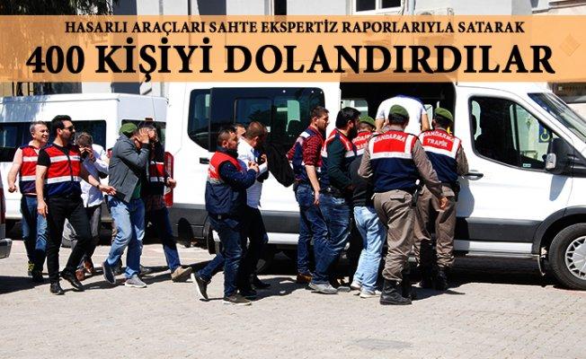 Mersin'de Sahte Expertiz Raporu İle 5 Milyon TL'lik Vurgun