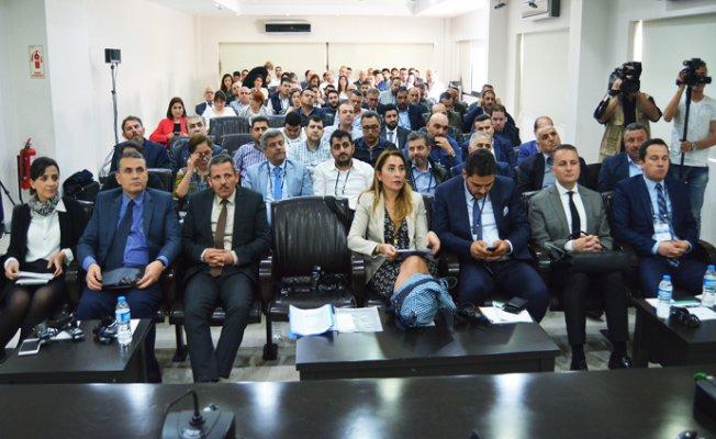 Mersin'de Suriyeli İş Adamlarına Devlet Teşvikleri Anlatıldı.
