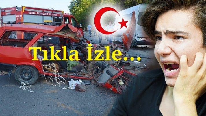 Mersin'de Trafik Kazaları Mobeseye Yansıdı