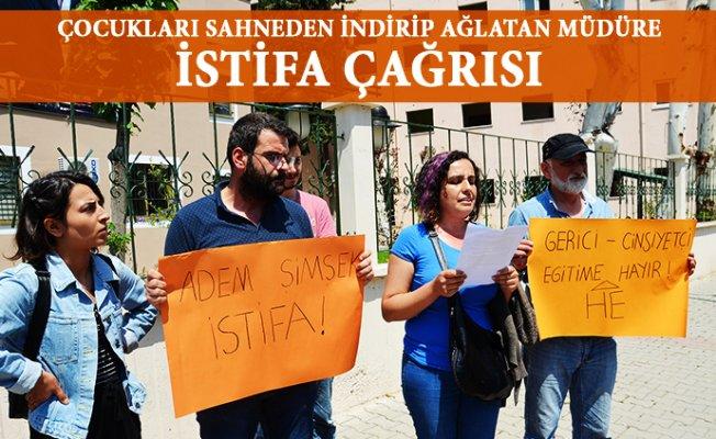 Mersin'deki 23 Nisan Skandalına Protestolar Sürüyor