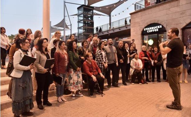 Mersin Uluslararası Müzik Festivaline Müzikal Tanıtım