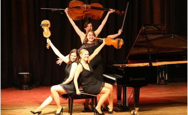 'Salut Salon Quartet' Mersin'e Geliyor