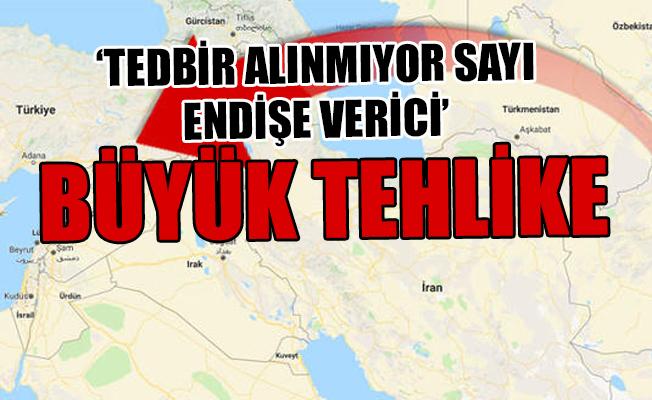Türkiye'ye Büyük Göç Tehlikesi