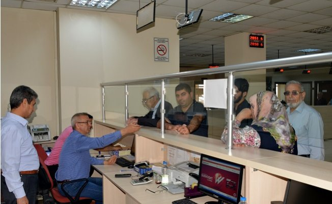 Akdeniz Belediyesi'nden Vatandaşlara Vergi Kolaylığı