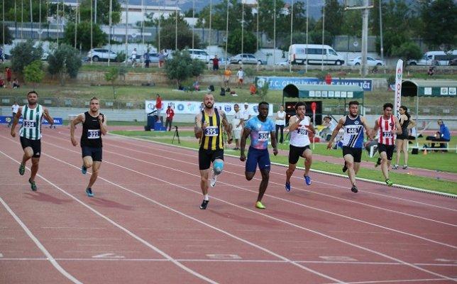 Atletizm Süper Lig 1. Kademe Yarışları Sona Erdi