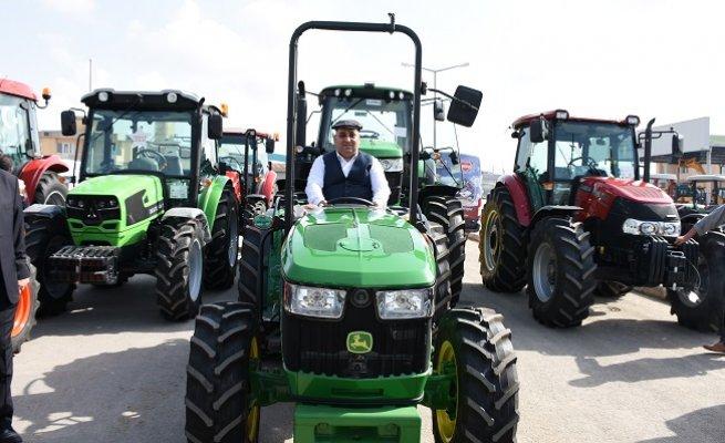 Çukurova'nın İlk 'Traktörcüler Pazarı' Tarsus'ta Açılıyor