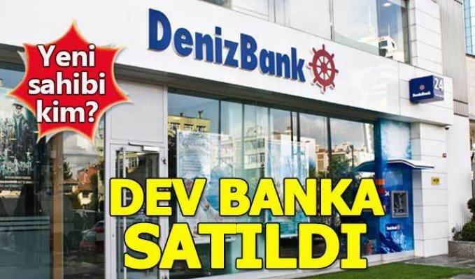 Dev Bankanın Yeni Sahibi Belli Oldu