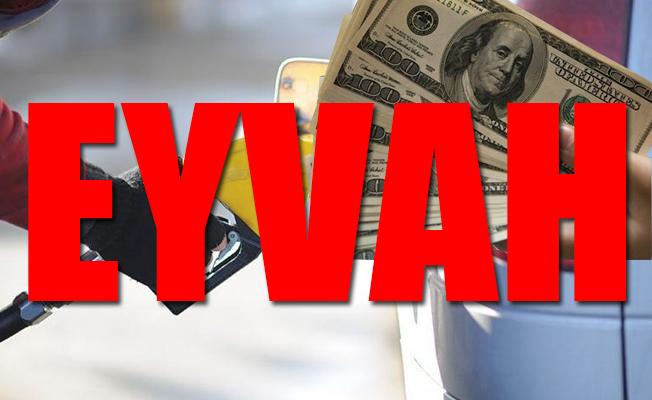 Dolar Rekor Kırdı, Benzine Zam Bekleniyor
