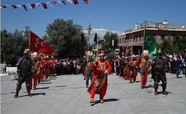 Eshab-I Kehf Hıdırellez Etkinlikleri Cuma Günü Başlıyor