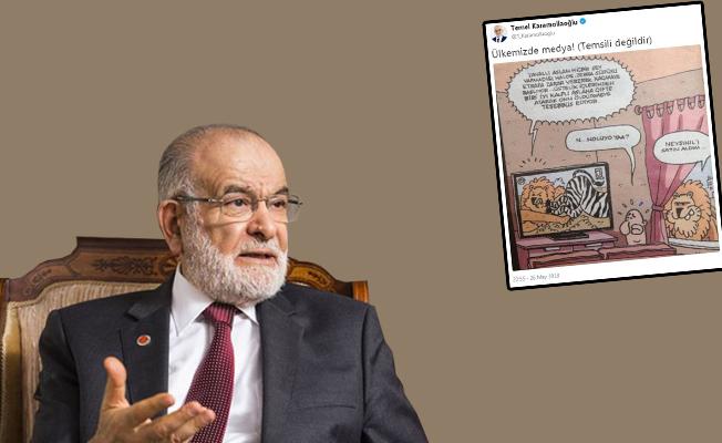 Karamollaoğlu'ndan Çok Konuşulacak Medya Eleştirisi