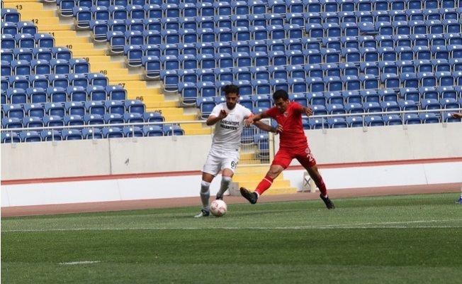 Mersin İdmanyurdu: 0 - Sancaktepe Belediyespor: 7