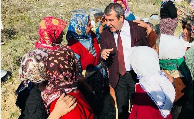 Mut Belediye Başkanı Yılmaz, Vatandaşlarla Bir Arada