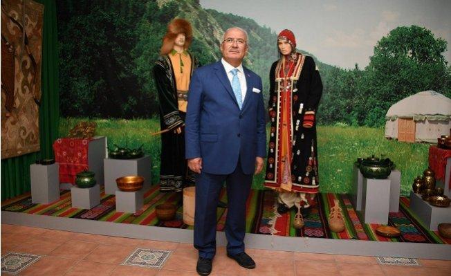 """""""Müzeler, Bir Milletin Ortak ve Tarihi Hafızasıdır"""""""