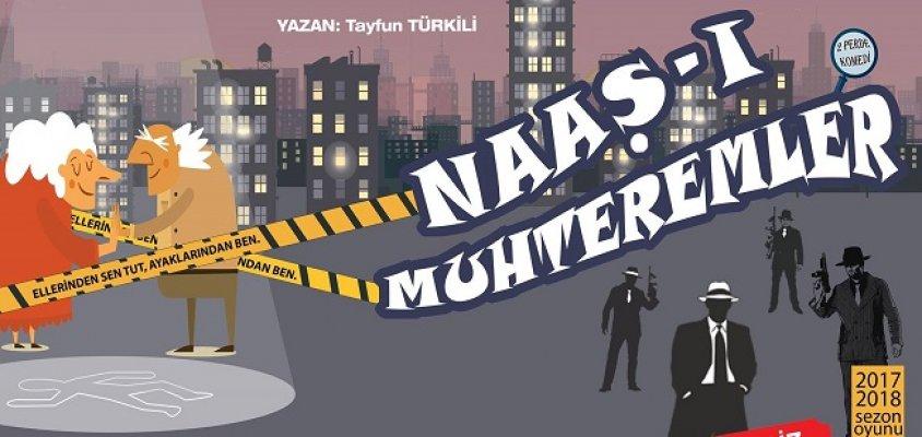 """""""Naaş-I Muhteremler"""" Diyarbakırlı Seyircisi İle Buluşacak"""