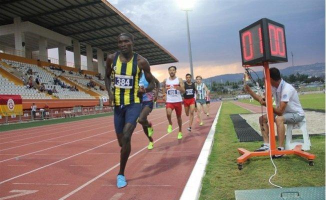 Süper Lig 1. Kademe Yarışmaları Mersin'de Başladı