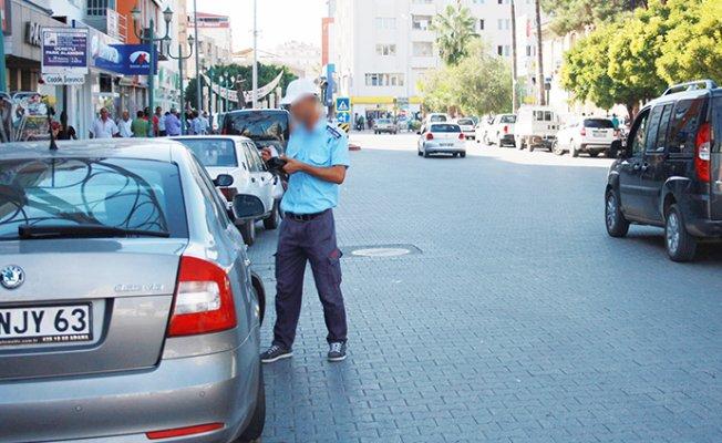 Tarsus'ta Parkomat Durduruldu!