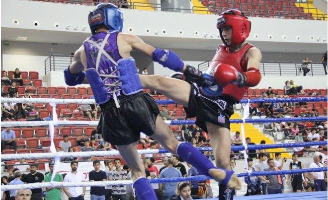 Türkiye Muay Thai Şampiyonası Sona Erdi