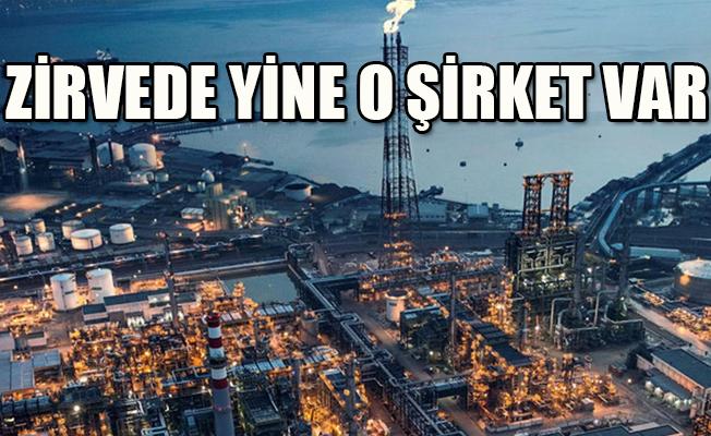Türkiye'nin Sanayi Devleri Açıklandı!