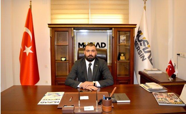 """Yıldızgörer: """"MÜSİAD Türkiye'nin Üretim Gücüdür"""""""