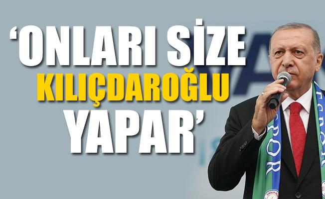 Erdoğan, Rize'de Atama İsteyen Öğretmene Kızdı