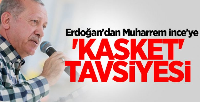Erdoğan Tarsus'da Konuştu