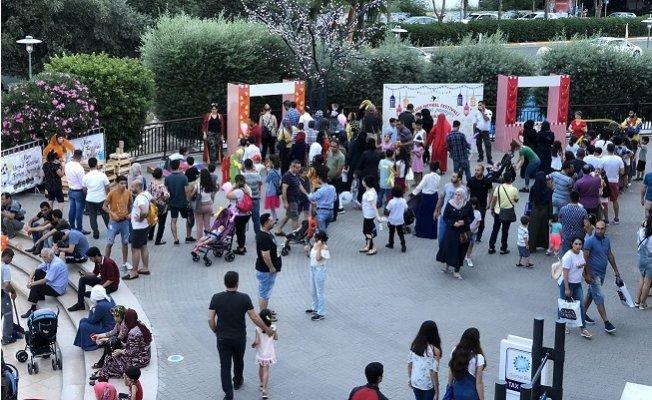 Forum Mersin'de Bayram, Festival Havasında Yaşandı