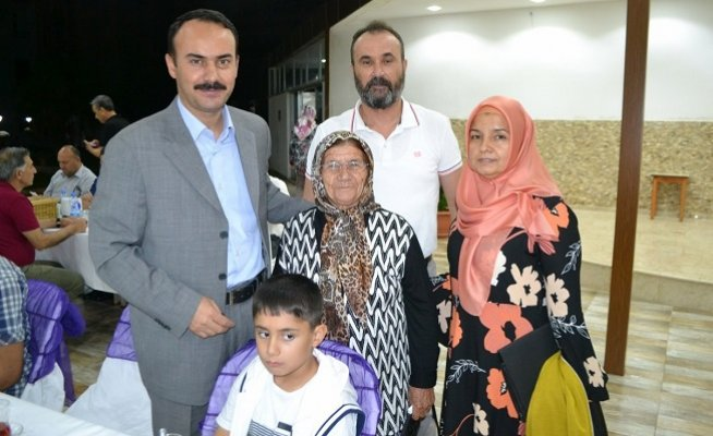 Kaymakam Taştan, Şehit Aileleri ve Gazilerle Buluştu