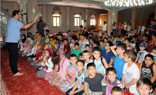 Kur'an Kurslarında Hayvan Sevgisi Aşılanıyor