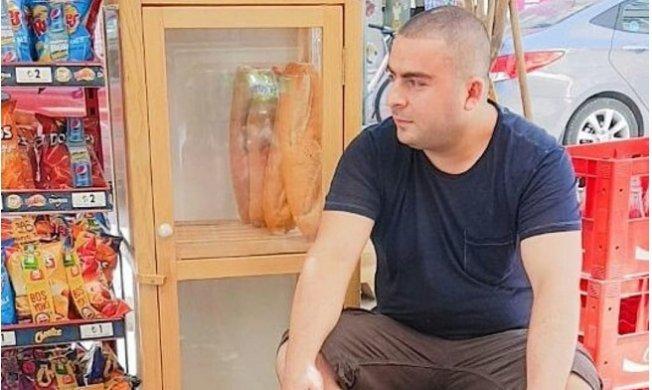 Mersin'de Büfeci Cinayeti Kamerada