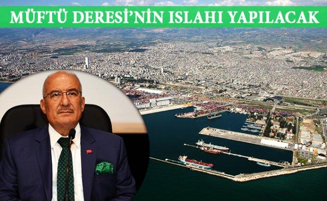 Mersin'de Kentsel Dönüşüm Alanlarına Revizyon