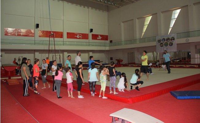 Mersin'de Yaz Spor Okullarına Kayıtlar Başladı