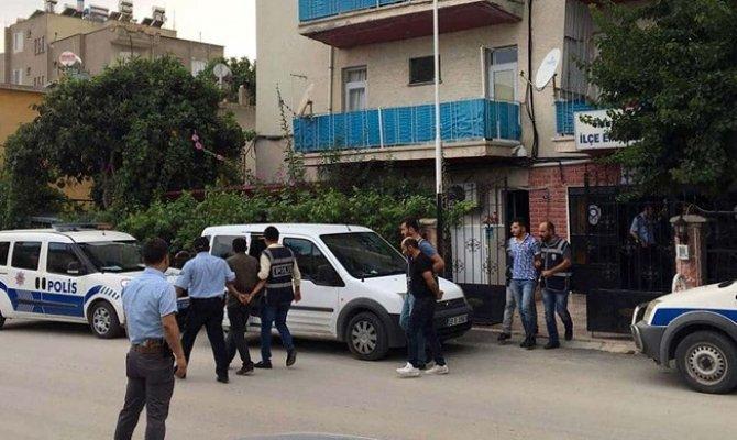 Mersin'deki Silahlı Kavgaya 3 Tutuklama