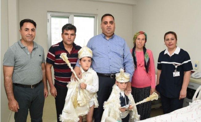 Tarsus'ta Sünnet Kayıtları Başladı