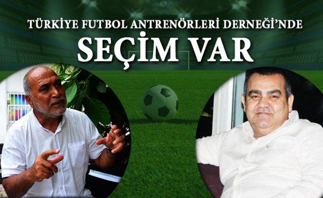 Türkiye Futbol Antrenörleri  Derneği Seçime Gidiyor