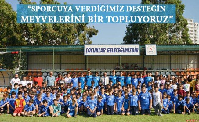 Akdeniz Belediyespor, Futbolcu Fabrikası Oldu.