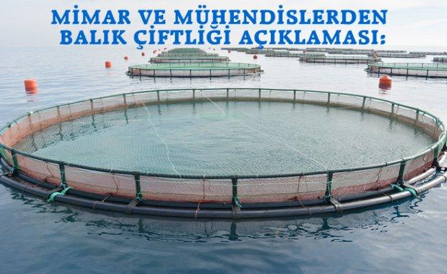 Balık Çiftlikleri Mersin'de Telafisi Güç Sorunlara Neden Olacak