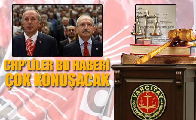CHP'de İmzalarını Geri Çekenleri Yargıtay Kararı Bağlıyor