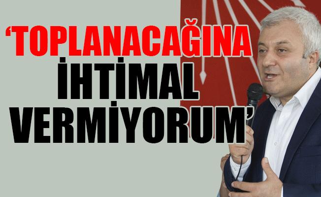 CHP'li Tuncay Özkan'dan Bomba İmza İddiası...