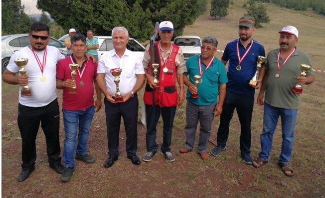 Erdemli'de Atıcılık ve Avcılık Şenliği