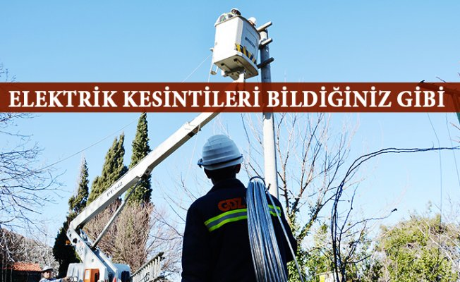 Mersin'de Elektrik Kesintileri Vatandaşı Bezdiriyor