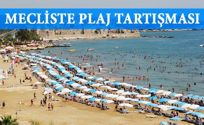 Mersin'de Plajlar İşgal Ediliyor