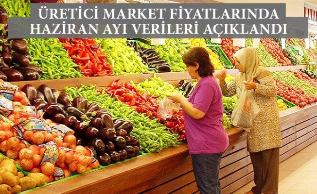 Mersin'de Üretici Market Fiyatlarında Artış
