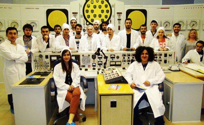 Mersin'e Kurulacak Nükleer Santral İçin Eğitim Aldılar