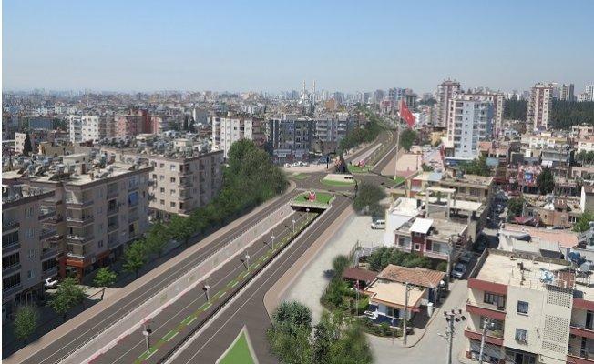 Mersin'e Yeni Bir Katlı Kavşak Daha Geliyor