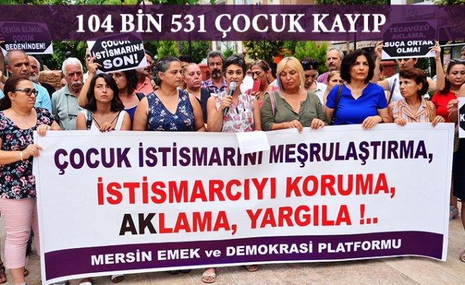 Mersin'de, Çocuğa Yönelik İstismara ve Şiddete Ortak Tepki