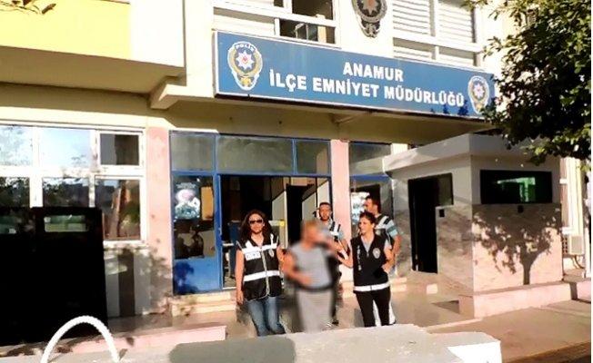 Mersin'de Fuhuş Operasyonu: 23 Gözaltı