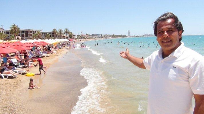 Mersin'de Turizmciler Sezona Umutlu Bakıyor