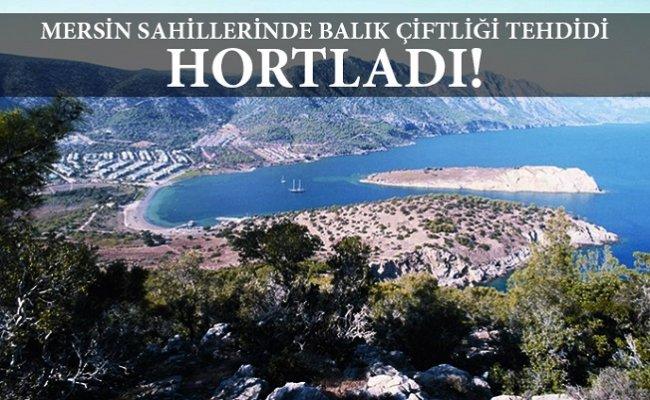 Mersin'in Denizini Turizmini Bitirmeye Geliyorlar...