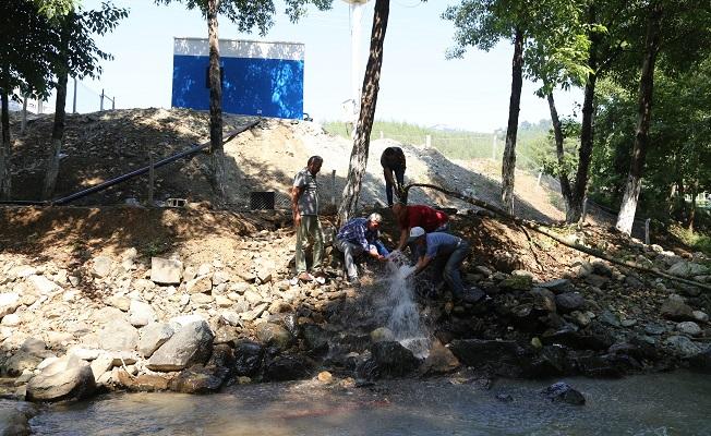 MESKİ, Mahallelerin Su Sorununu Çözüyor