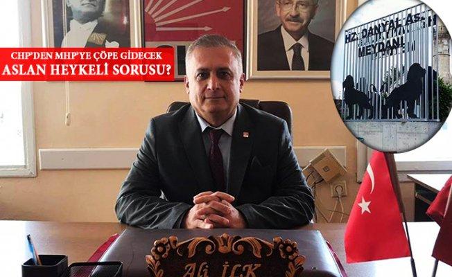Tarsus Belediye Başkanı Şevket Can'a Can Alıcı Sorular